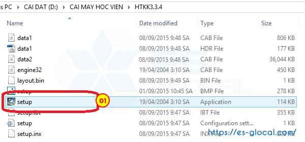 Hướng dẫn cài đặt         ứng dụng HTKK mới nhất CHỈ 05 CLICK CHUỘT