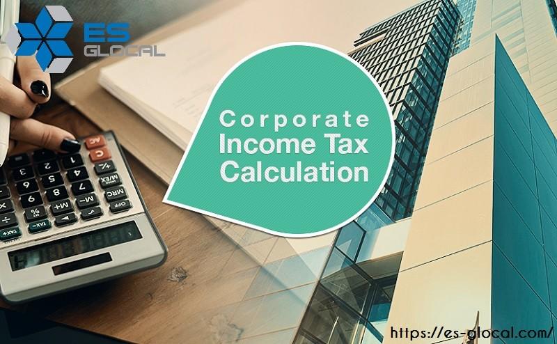 Cách tính thuế thu nhập doanh nghiệp