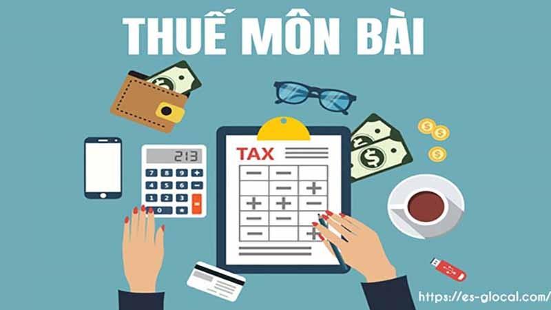 Mức thuế môn bài