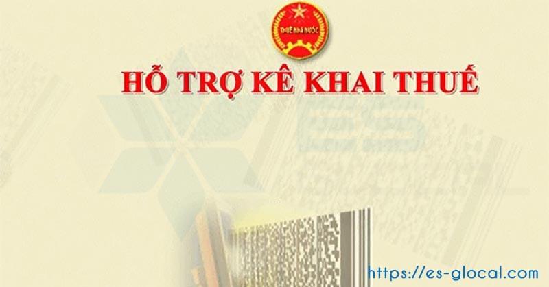Phần mềm HTKK 4.2.4 mới nhất của Tổng Cục Thuế