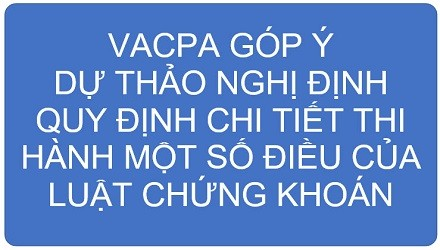 Kế hoạch triển khai nghiên cứu, soạn thảo 10 chuẩn mực kiểm toán Việt Nam năm 2020