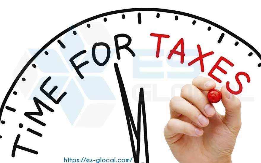 Phạt chậm nộp hồ sơ khai thuế