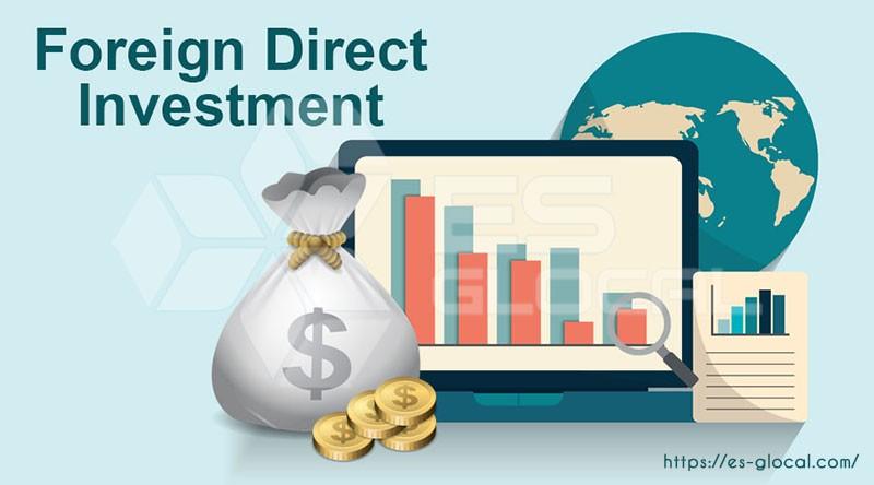Khái niệm FDI là gì? Doanh nghiệp FDi là gì