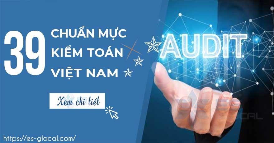 Hệ thống chuẩn mực kiểm toán Việt Nam