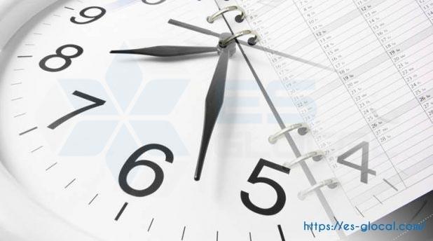 Thời hạn kê khai thuế