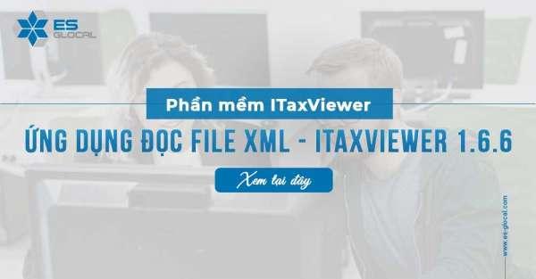 Ứng dụng iTaxViewer phiên bản 1.6.6 mới nhất của Tổng cục thuế