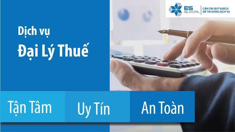 Dịch vụ đại lý thuế tận tâm - uy tin - an toàn