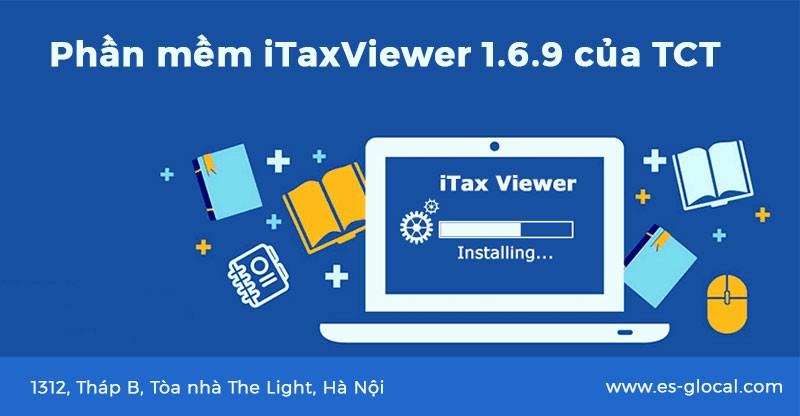 Phiên bản itaxviewer phiên bản 1.6.9 của Tổng cục thuế mới nhất hiện nay hỗ trợ đọc các tờ khai được kết xuất từ HTKK 4.5.0 trở về trước