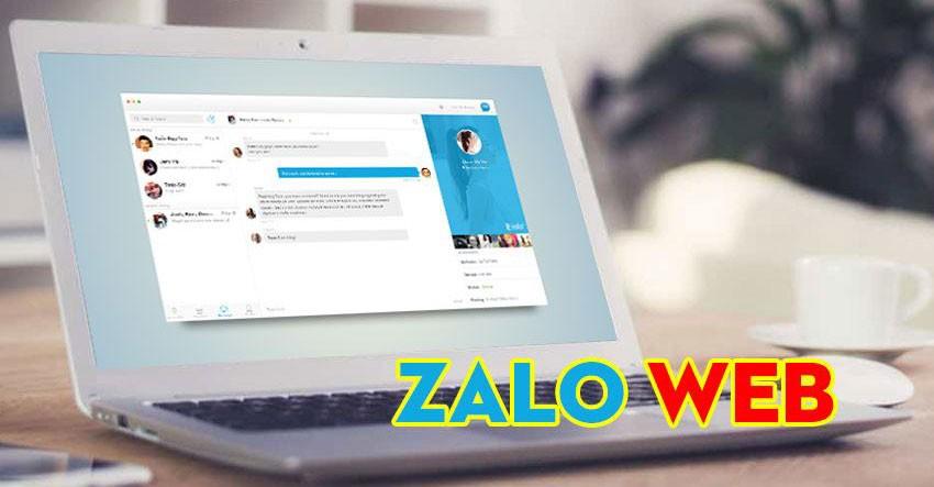 Cách đăng nhập, chat Zalo Web để sử dụng zalo chat đơn giản