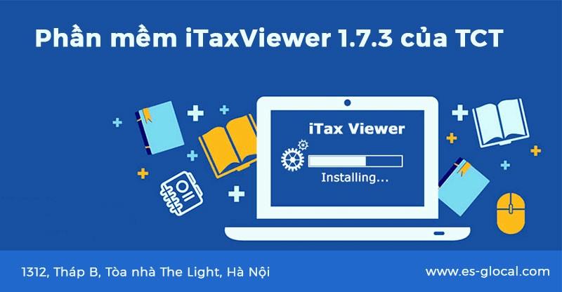 Phần mềm itaxviewer 1.7.3 mới nhất ngày 26 tháng 03 năm 2021