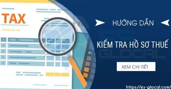 Hướng dẫn chi tiết kiểm tra hồ sơ thuế tại doanh nghiệp