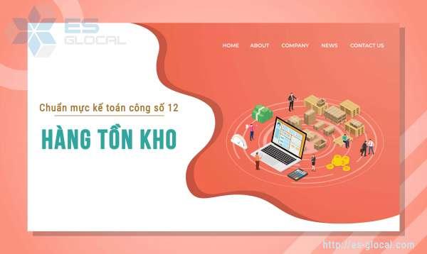Chuẩn mực kế toán công Việt Nam số 12 về Hàng tồn kho