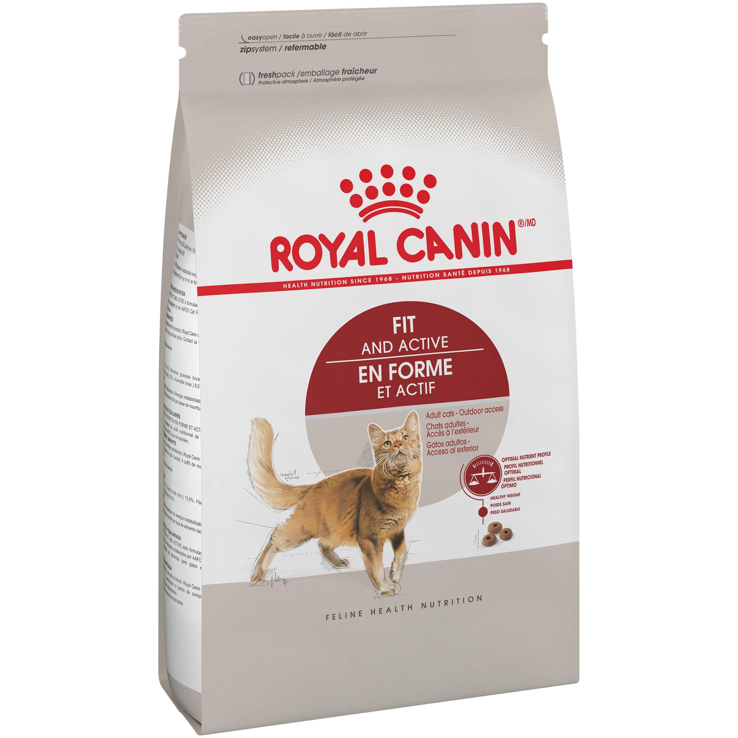 Thức ăn cho mèo trưởng thành Royal Canin Fit and Active Adult
