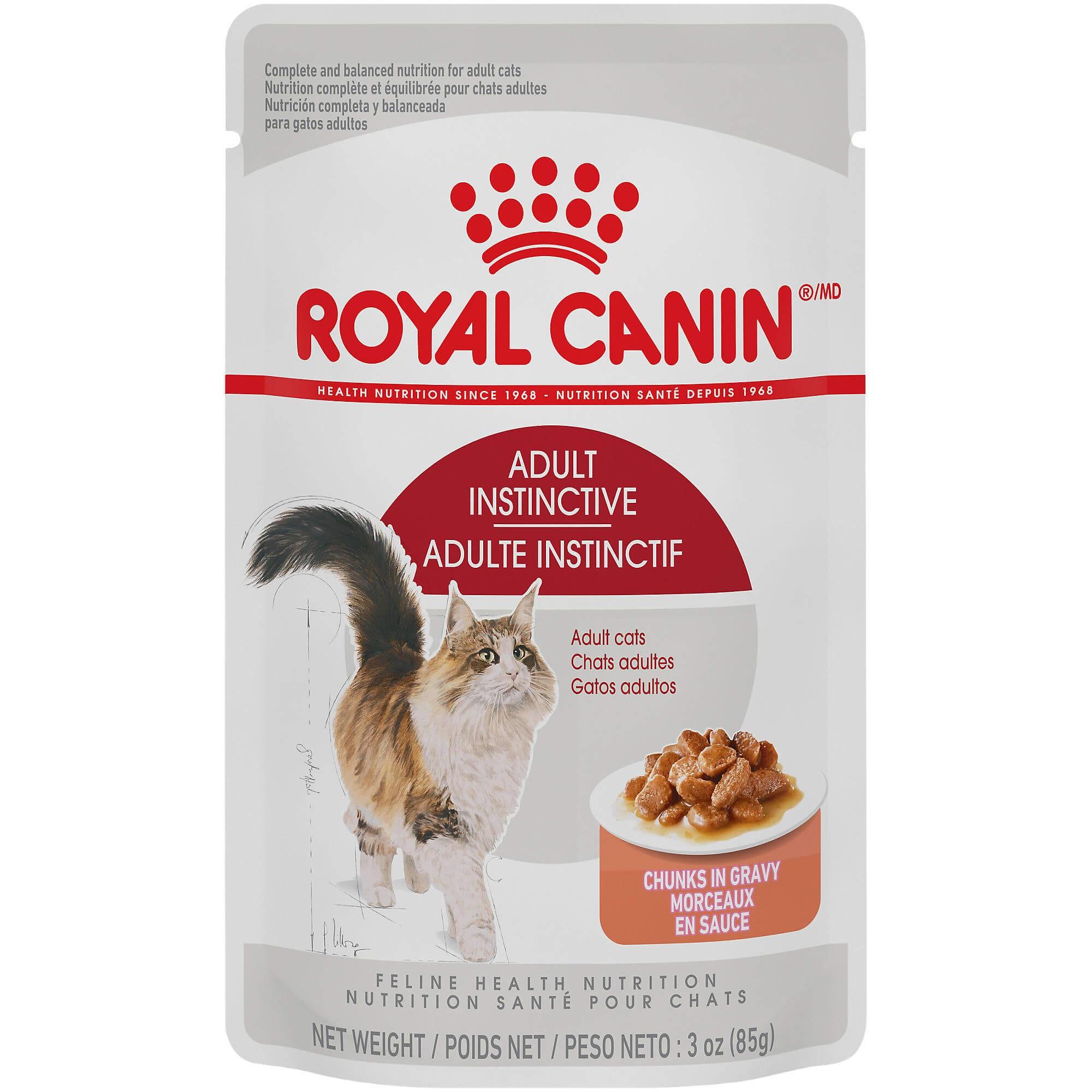 Pate Cho Mèo Royal Canin Instinctive Gravy