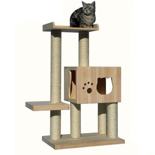 Nhà Cây Cho Mèo CT003