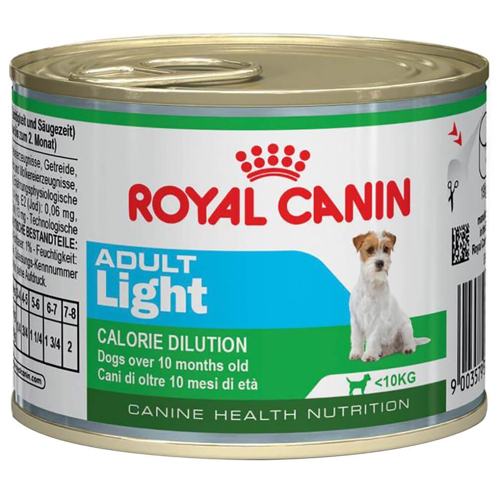 Pate Cho Chó Trưởng Thành Royal Canin Light Adult