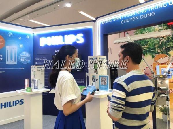 Đại lý đèn công nghiệp Philips