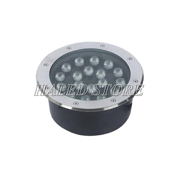 Đèn LED âm đất HLDAUG1-18 sử dụng chip LED mắt cao cấp