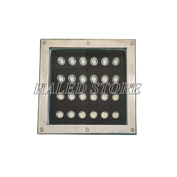 Chip LED của đèn LED âm đất HLDAUG2-24