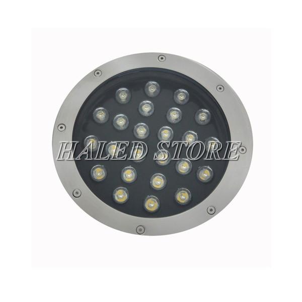 Chip LED đèn LED âm đất HLDAUG1-24 RGB
