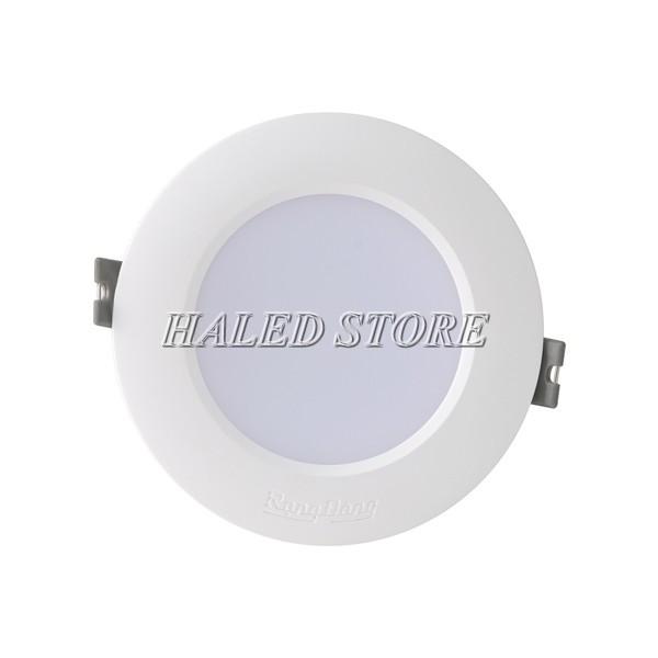 Đèn LED âm trần HLRD AT02 ĐM 110-9 đổi màu linh hoạt