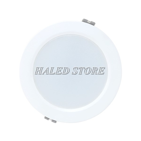 Đèn LED âm trần HLRD AT11 110-9 với bề mặt mica chống chói