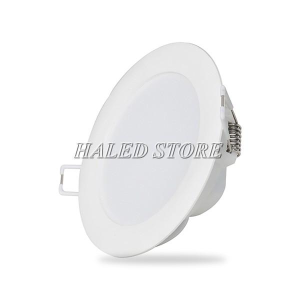 Đèn LED âm trần HLRD AT12 90-5 với bề mặt mica chống chói