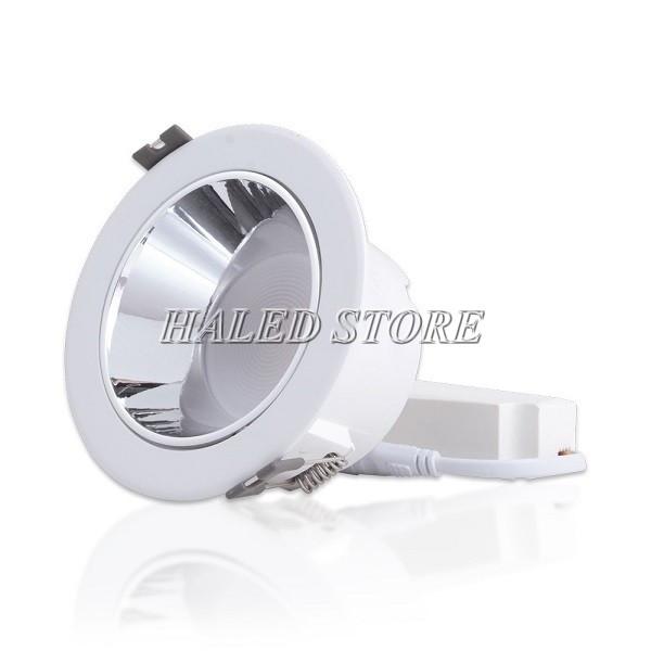 Kiểu dáng đèn LED âm trần HLRD AT17 ĐM 110-9