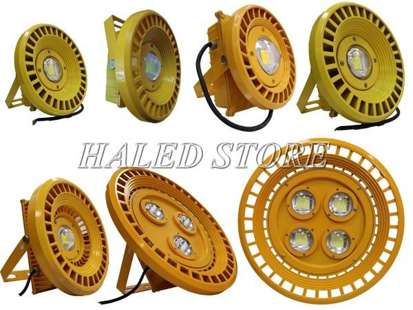 Kiểu dáng các mẫu đèn cao áp chống nổ 50w HALEDCO