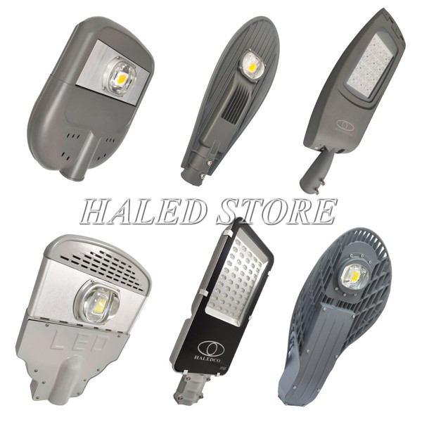 Đèn LED cao áp 50ww HALEDCO chiếu sáng đường phố