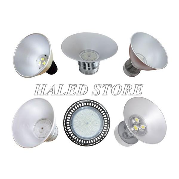 Các mẫu đèn nhà xưởng HALED STORE