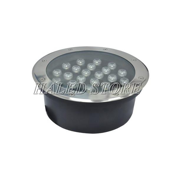 Kiểu dáng đèn LED âm đất HLDAUG1-24
