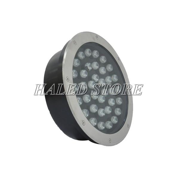 Kiểu dáng đèn LED âm đất HLDAUG1-36 RGB