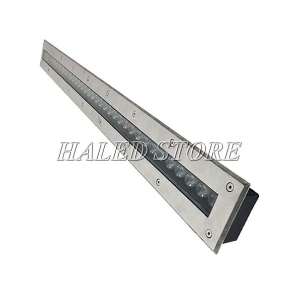 Kiểu dáng đèn LED âm đất HLDAUG3-24 RGB