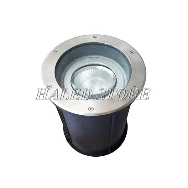 Kiểu dáng đèn LED âm đất HLDAUG5-20 RGB