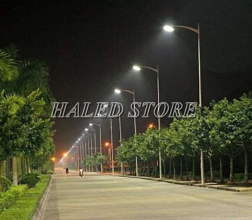 Ứng dụng của đèn đường LED cao áp 200w