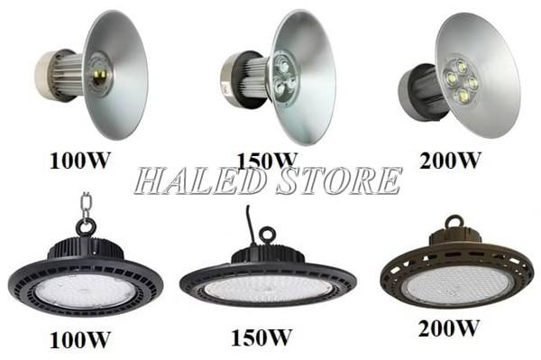 Các mẫu đèn LED nhà xưởng của hãng đèn LED nhà xưởng cao cấp