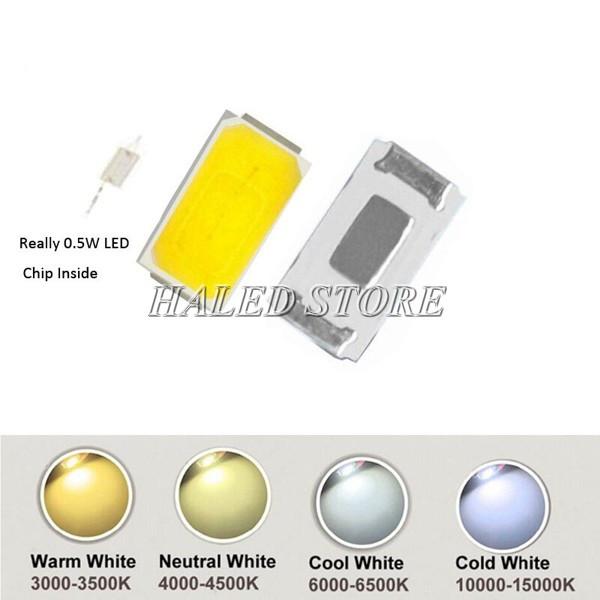 Chip LED SMD 5730
