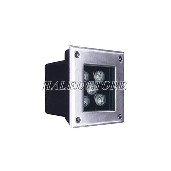 Kiểu dáng đèn LED âm đất HLDAUG2-5