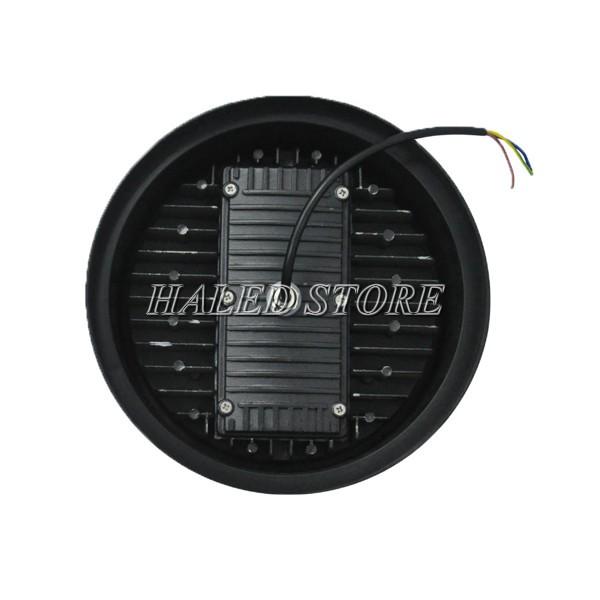 Mặt sau của đèn LED âm đất HLDAUG4-50 rgb