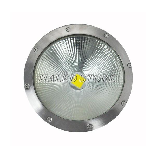 Đèn LED âm đất HLDAUG4-50 sử dụng chip LED COB cao cấp RGB