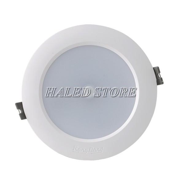 Đèn LED âm trần HLRD D AT04L 110 PIR-9 sử dụng điều khiển từ xa