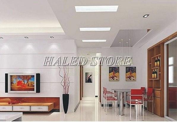 Ứng dụng đèn LED panel HLDAPL3.12-36