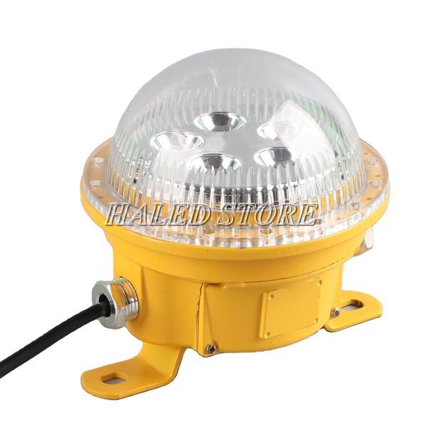 Đèn LED chống cháy nổ HLDAEP3-10 thiết kế 2 tai cài đèn