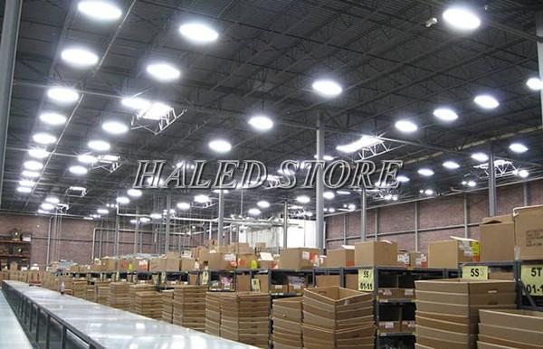 Đèn LED nhà xưởng HALED STORE chiếu sáng nhà kho