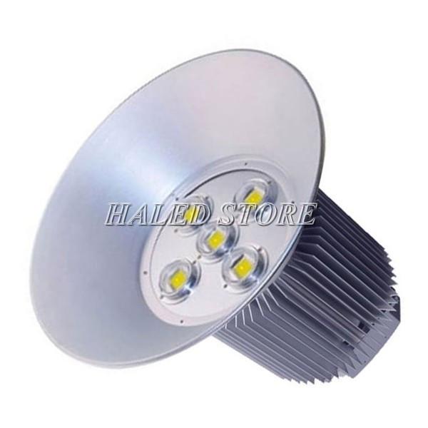 Đèn LED nhà xưởng HLDAB1-250 sử dụng chip LED COB