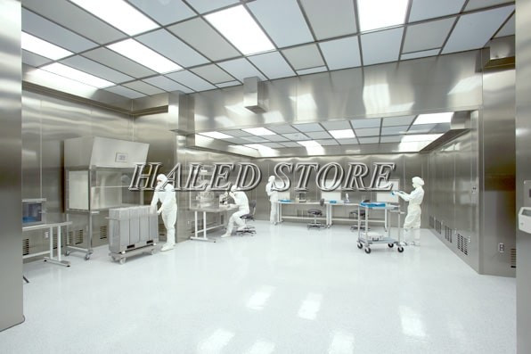 Ứng dụng của đèn LED panel HLDAPL6.12-60