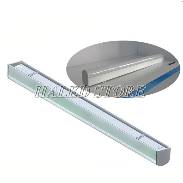Đèn LED phòng sạch HLDACR1 HALEDCO lắp nổi