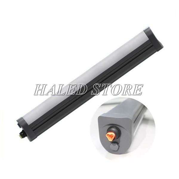 Đèn LED phòng sạch lắp nổi HLDACR2 HALEDCO