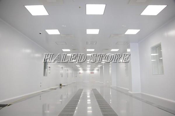 Đèn LED panel phòng sạch 300×900